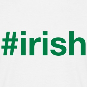IRLANDE Tee shirts - T-shirt Homme