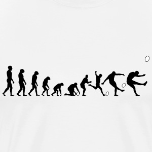 Evolution Rugby Kick - Men's t-shirt - Men's Premium T-Shirt