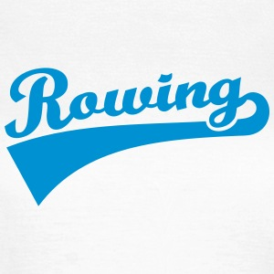 Rowing T-Shirts - Frauen T-Shirt