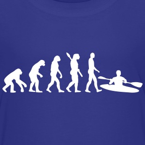 Evolution Kajak T-Shirts - Kinder Premium T-Shirt