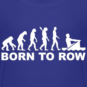 Evolution Rudern T-Shirts - Kinder Premium T-Shirt