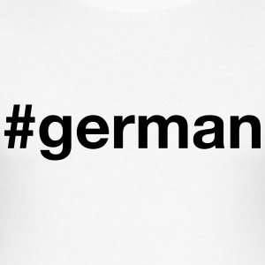 ALLEMAGNE Tee shirts - Tee shirt près du corps Homme