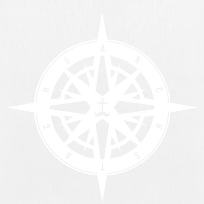 kompass // beutel // bio