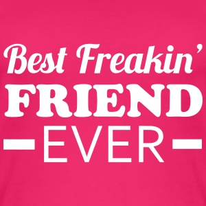 Best Friend Tops - Frauen Bio Tank Top