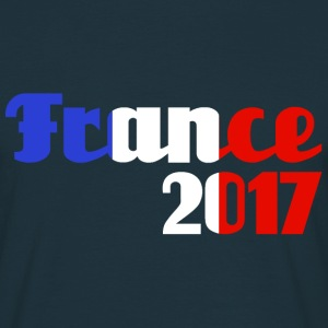 france 2017 Tee shirts - T-shirt Homme