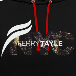 NYC Ferry Tayle Women - Sweat-shirt contraste