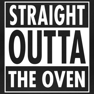 Straight Outta The Oven Tee shirts - T-shirt col rond U Femme