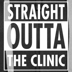 Straight Outta The Clinic Hoodies & Sweatshirts
