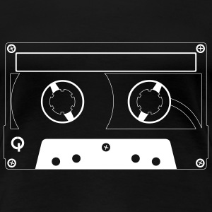 Old School T-Shirts - Frauen Premium T-Shirt