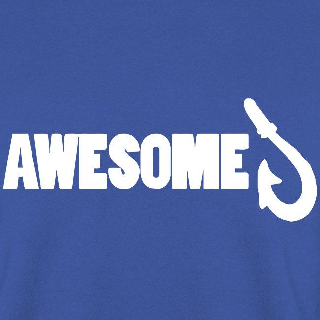 Sweatshirt with Awesome Logo