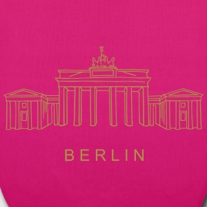 Brandenburg Gate in Berlin Bags & Backpacks - EarthPositive Tote Bag