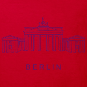 Brandenburg Gate in Berlin Shirts - Kids' Organic T-shirt