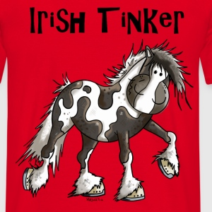 Tracy der Irish Tinker T-Shirts - Männer T-Shirt