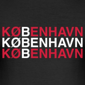 :: KOBENHAVN :: T-Shirts - Men's Slim Fit T-Shirt