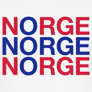 NORGE - Herre Slim Fit T-Shirt