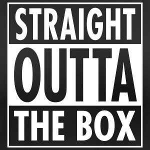 Straight Outta The Box Camisetas - Camiseta mujer transpirable