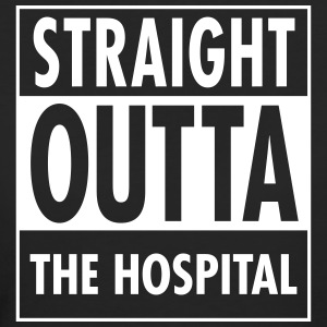 Straight Outta The Hospital T-Shirts - Women's Organic T-shirt