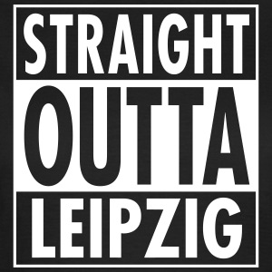 Straight Outta Leipzig T-shirts - Dame-T-shirt