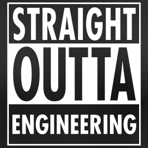 Straight Outta Engineering T-Shirts - Women's Breathable T-Shirt