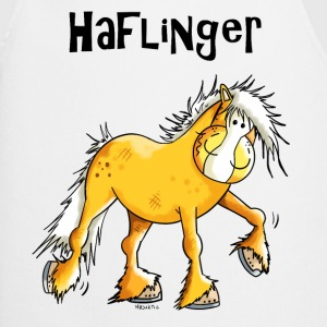 Hazel the Haflinger  Aprons - Cooking Apron