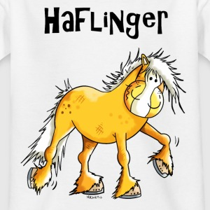 Hazel der Haflinger T-Shirts - Teenager T-Shirt