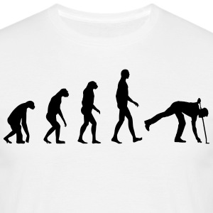 Evolution golf Tee shirts - T-shirt Homme