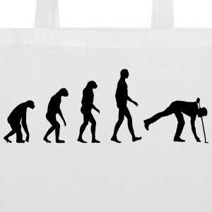Evolution golf Sacs et sacs à dos - Tote Bag