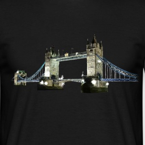 Tower Bridge T-shirts - T-shirt herr