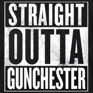 Straight Outta Gunchester - Men's T-Shirt
