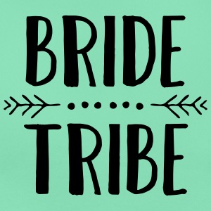 Bride Tribe T-shirts - Vrouwen T-shirt