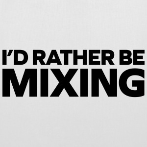 Rather Be Mixing Bags & Backpacks - Tote Bag