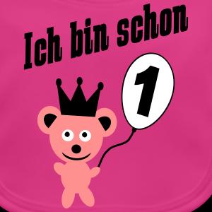 """Geburtstag T-Shirts mit """"Ich bin schon 1"""""""