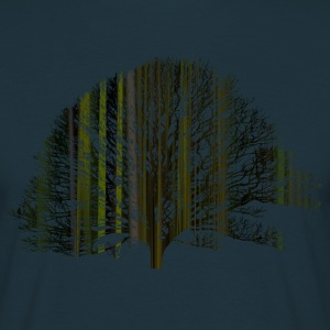 The tree and the earth T-Shirts - Männer T-Shirt
