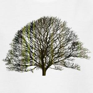 The tree and the earth Shirts - Kinderen T-shirt
