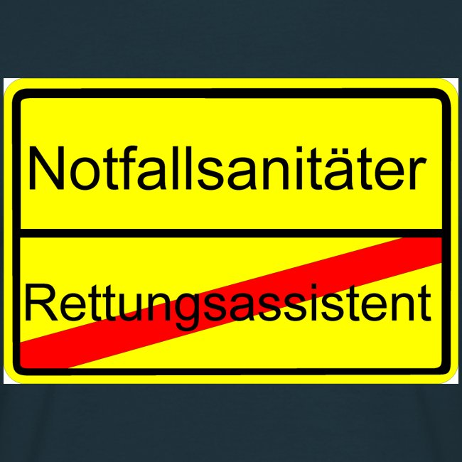 Notfallsanitäter - Der neue Beruf