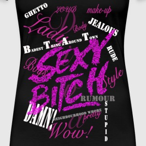 Be what you want to be! - Frauen Premium T-Shirt