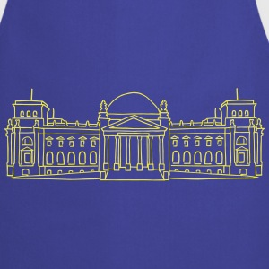 Reichstag building in Berlin  Aprons - Cooking Apron