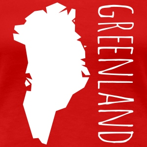 greenland T-Shirts - Frauen Premium T-Shirt