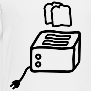 Toaster Toastbrot T-Shirts - Teenager Premium T-Shirt
