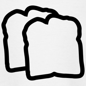 2 slices of toast Shirts - Teenage T-shirt