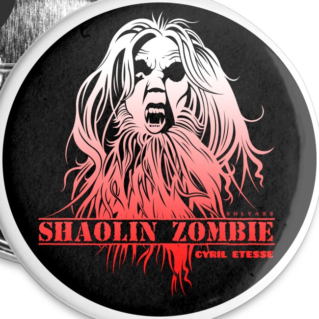 Badge Shaolin Zombies 1