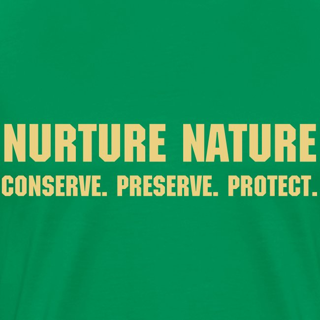 TTT Nurture Nature Mens