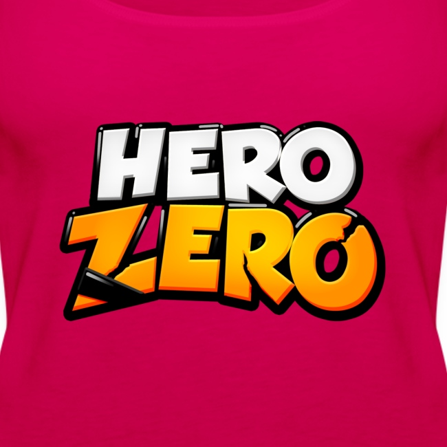 Hero Zero - Female Premium Tank Top