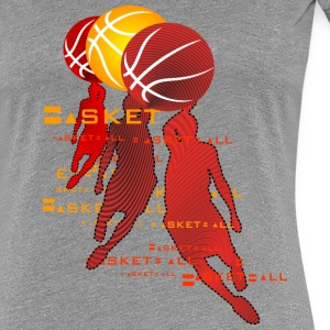 basketshirt T-Shirts - Women's Premium T-Shirt
