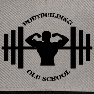 BodyBuilding Old School - Snapback Cap