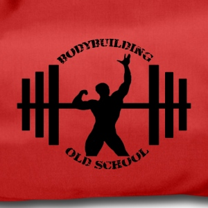 Body Building Old School - Borsa sportiva