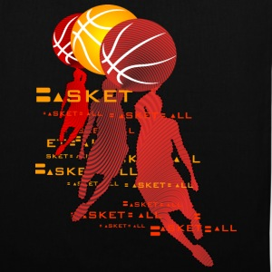 basketshirt Bags & Backpacks - Tote Bag