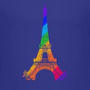 Eiffel tower Shirts - Teenager Premium T-shirt