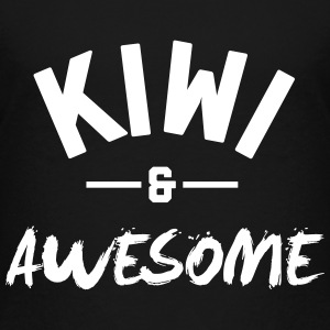 New Zealand Awesome Rugby – Kids tshirts - Kids' Premium T-Shirt