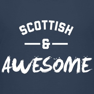 Scotland Awesome Rugby – Kids tshirts - Kids' Premium T-Shirt